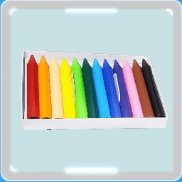 クーピー 12色 色鉛筆 マスカラ サクラクーピーペンシル12 使い方