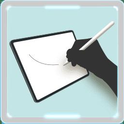 選択した画像 スワイプ イラスト 無料素材アイコン