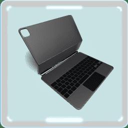 Magickeyboard イラスト 使い方 利用ガイド 従来のキーボードと比較 イラレマンガ Ipadmagickeyboard